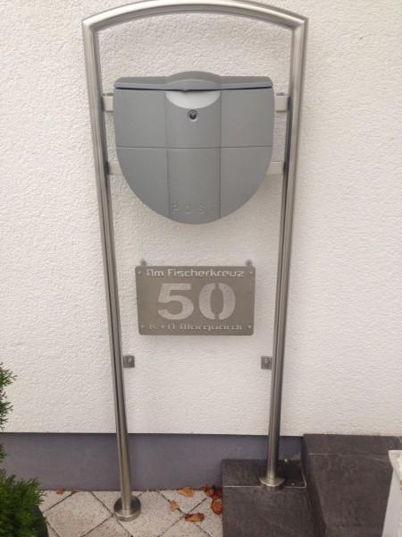 Hausnummer-aus-Edelstahl