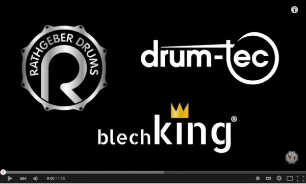Blechking-bei-V-Drum-Tips